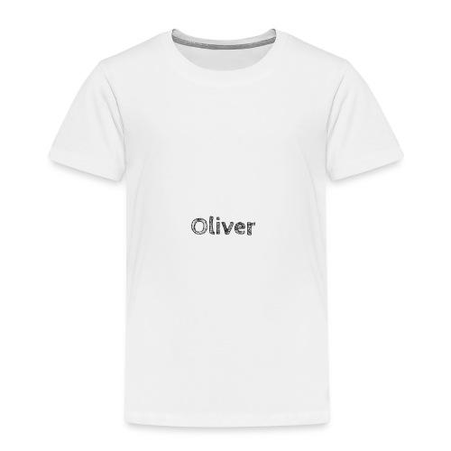 Oliver - Premium-T-shirt barn