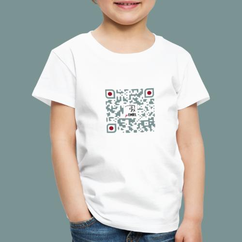 pEMIEL QR - Kinderen Premium T-shirt