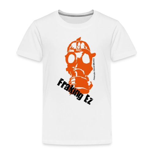 Anti - fraking - Camiseta premium niño