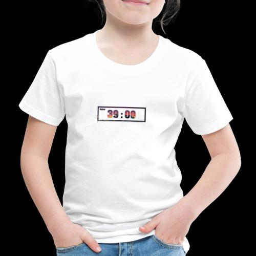 39Hours Digital - Kids' Premium T-Shirt