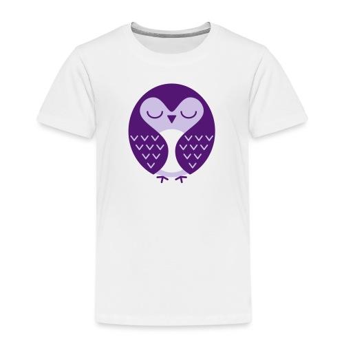 Sleeping Bird - Kids' Premium T-Shirt