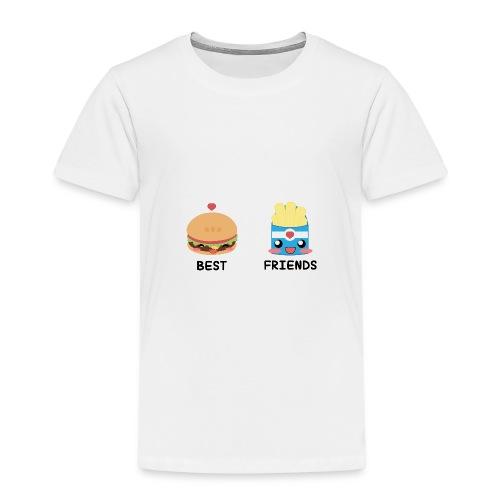 hamburger - Maglietta Premium per bambini