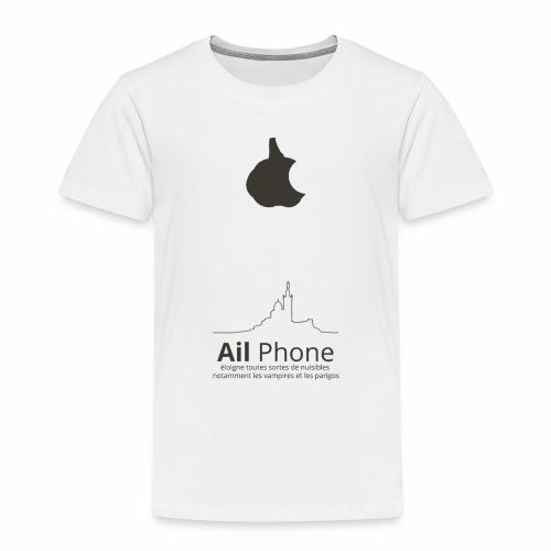 ailphoneok png - T-shirt Premium Enfant