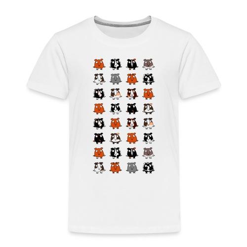 icon_32schweinchen_augen2 - Kinder Premium T-Shirt