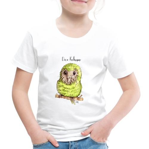 Kakapo - Kinder Premium T-Shirt