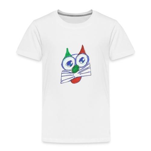 miao_traspa-png - Maglietta Premium per bambini