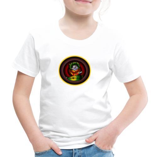 ALOE BIANCA - Maglietta Premium per bambini