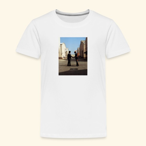 wish you were here design - Kinderen Premium T-shirt