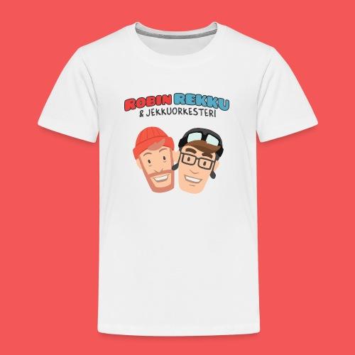 Rob Face - Lasten premium t-paita