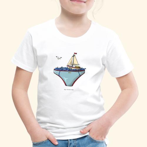 Ta mer en slip - T-shirt Premium Enfant