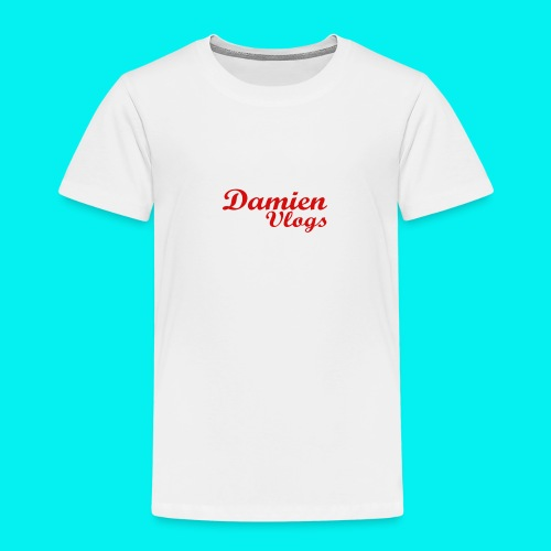 DamienvLogs - Kids' Premium T-Shirt