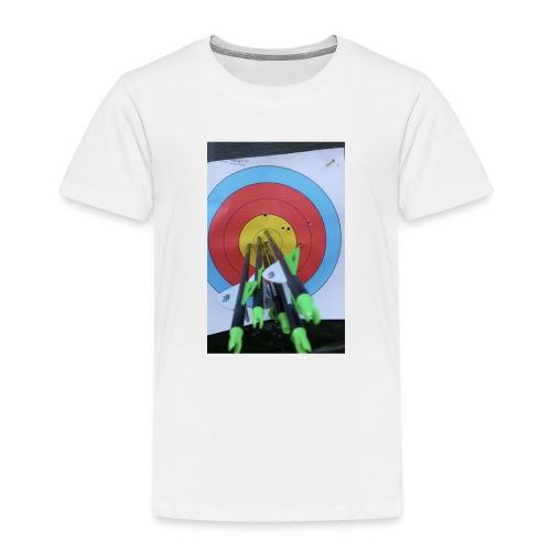 F1C5C2F0 28A3 455F 8EBD C3B4A6A01B45 - Premium T-skjorte for barn