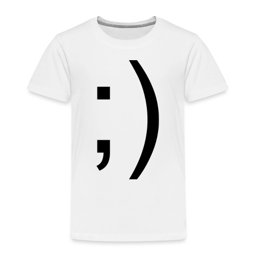 Wink Wink Smile - Kids' Premium T-Shirt