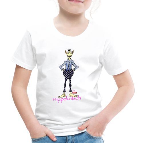 patame Hippekritsch Rosa - Kinder Premium T-Shirt
