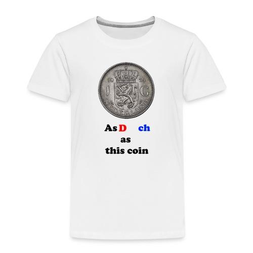 Hollandse Gulden - Kinderen Premium T-shirt