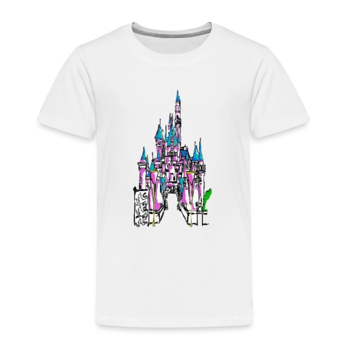 Fairy Tale Castle - Kids' Premium T-Shirt