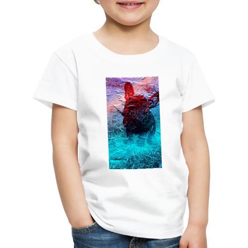 Sweet Frenchie - Kinder Premium T-Shirt