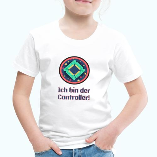 I am the controller - Kids' Premium T-Shirt