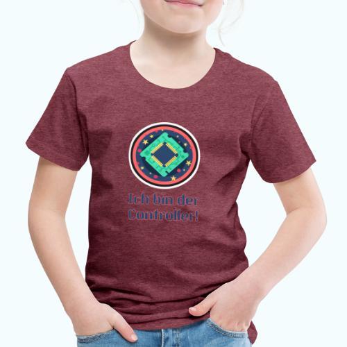 I am the controller - Kids' Premium T-Shirt