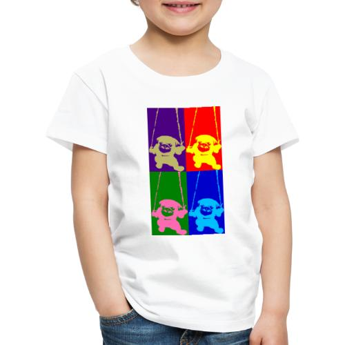 pug-warhol - T-shirt Premium Enfant