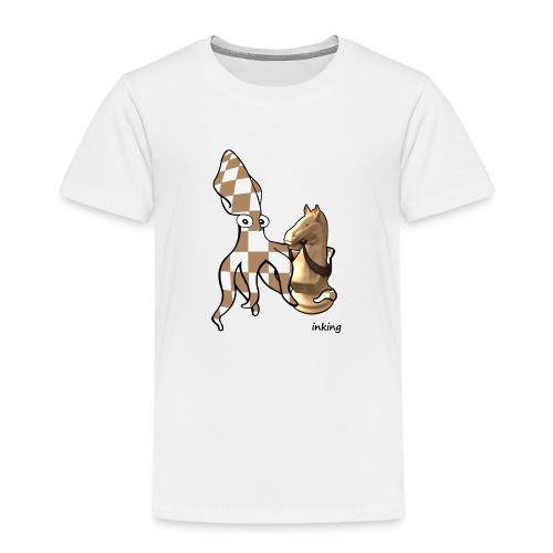 Da ChesSquid by inking - T-shirt Premium Enfant