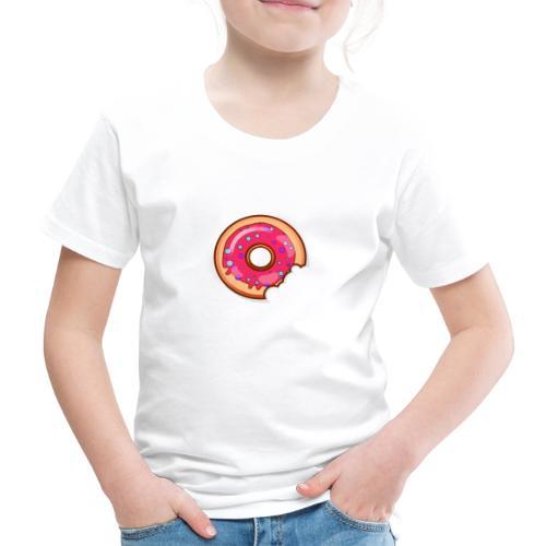 donut, donut chicken, holy donut, sweet donut - Kids' Premium T-Shirt