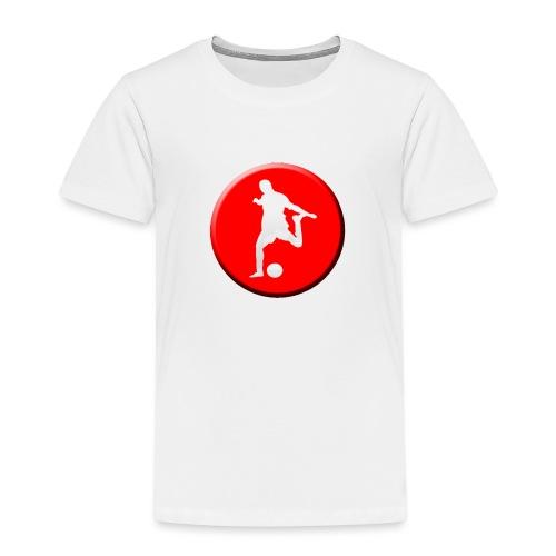 Camiseta de TU ESCUELA DE FUTBOL - Camiseta premium niño