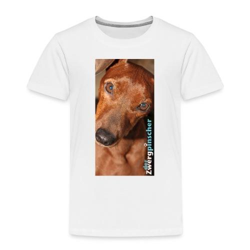 derzwergpinscher jack jpg - Kinder Premium T-Shirt