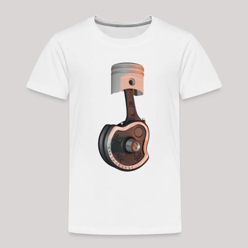 Racing Gear (zwart) - Kinderen Premium T-shirt