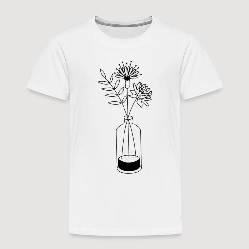 Flowers - T-shirt Premium Enfant