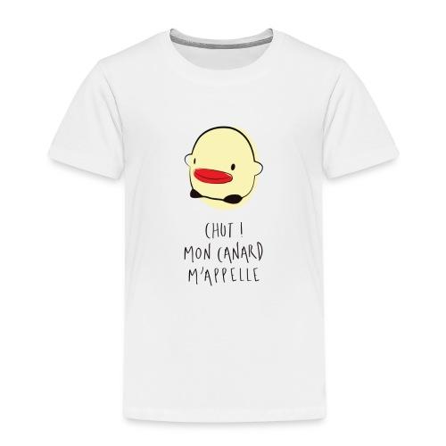 Mon Canard m appelle - T-shirt Premium Enfant