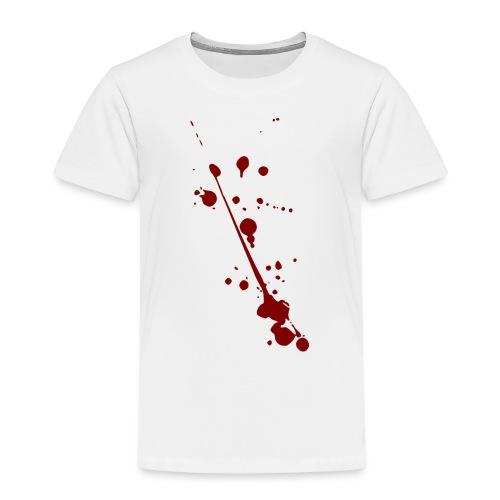 Blood - Kinder Premium T-Shirt