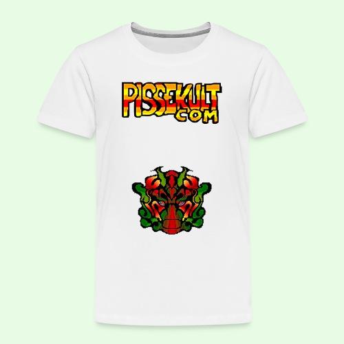 pisselogo - Premium T-skjorte for barn