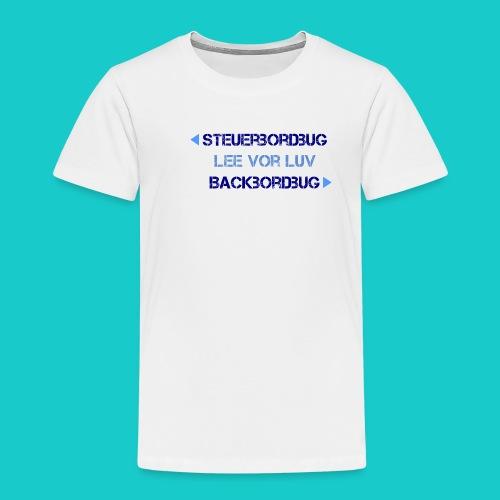 Lee vor Luv - Kinder Premium T-Shirt