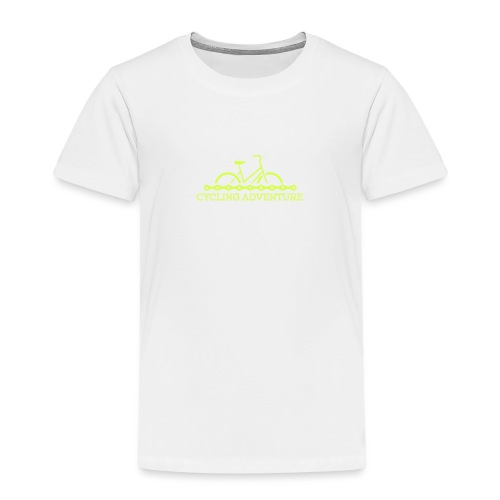 cycling (3) - Kinder Premium T-Shirt