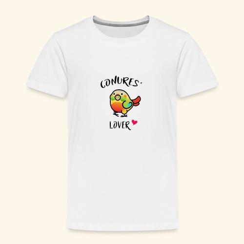 Conures' Lover: Ananas - T-shirt Premium Enfant