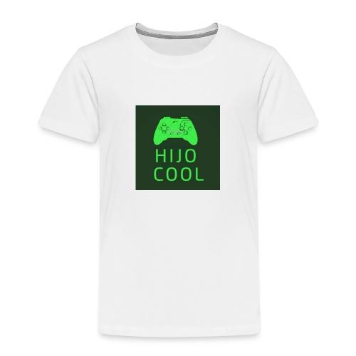 Hijo cool logo - Premium-T-shirt barn