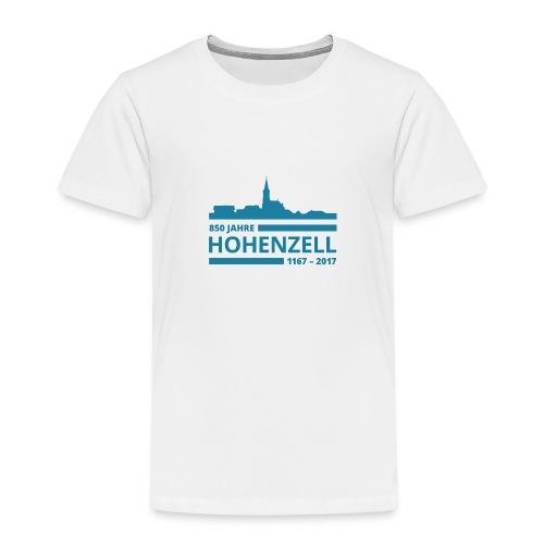 850 Jahre Hohenzell Logo vFINAL png - Kinder Premium T-Shirt