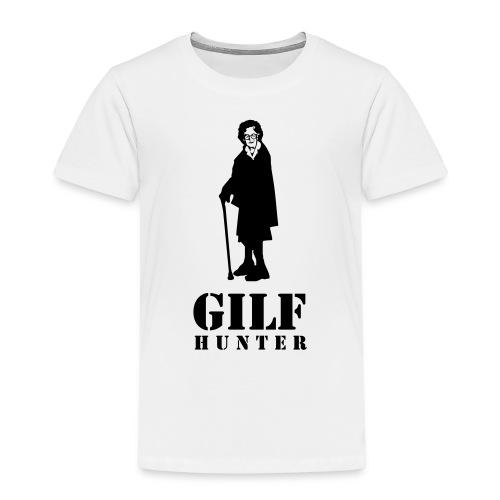 GILF HUNTER - Kinder Premium T-Shirt