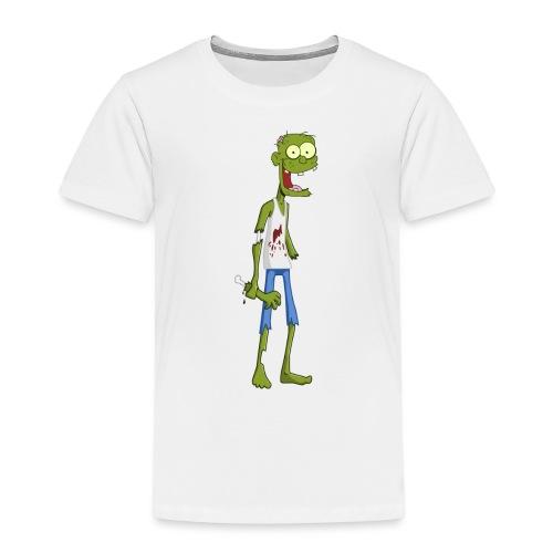 zombie - Maglietta Premium per bambini