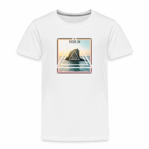 FOCUS - Kinder Premium T-Shirt