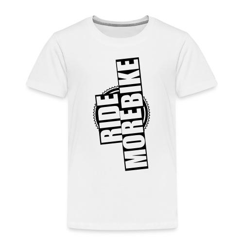 35x105-rmb-bigring-text-w - Kinder Premium T-Shirt