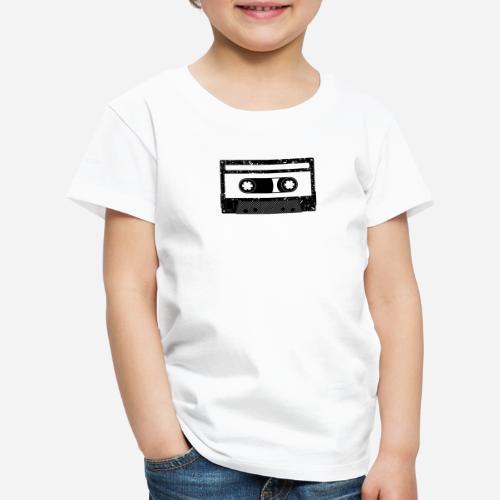 Kassette | Kompaktkassette | Compact Cassette - Kinder Premium T-Shirt