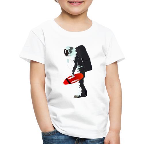 Space Lifeguard - Kids' Premium T-Shirt
