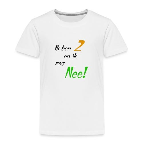 Ik ben 2! - Kinderen Premium T-shirt