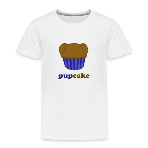 pupcake blauw - Kinderen Premium T-shirt