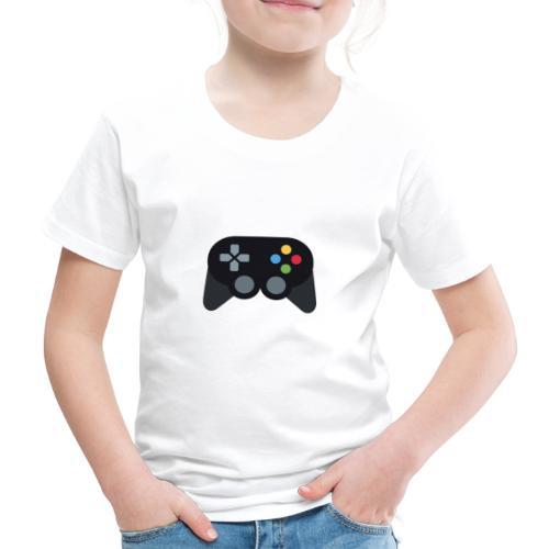 Spil Til Dig Controller Kollektionen - Børne premium T-shirt