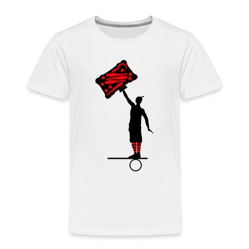 Logo-Männchen - Kinder Premium T-Shirt
