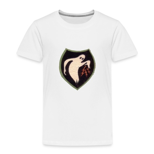 Ghostarmypatch png - Kids' Premium T-Shirt