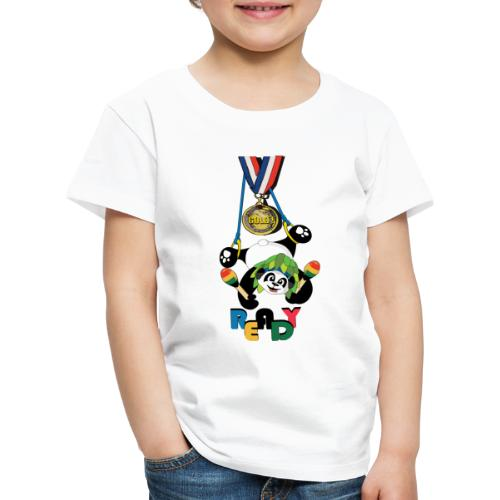 panda Jeux d'été - T-shirt Premium Enfant